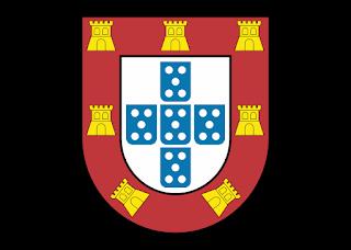 Portugal Escudo Logo Vector