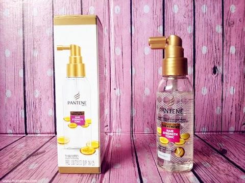 [REVIEW] Pantene Pro-V Hair Strength Tonic*