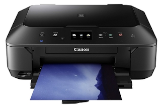 Canon MG6620 Driver, Software and Review 2016'