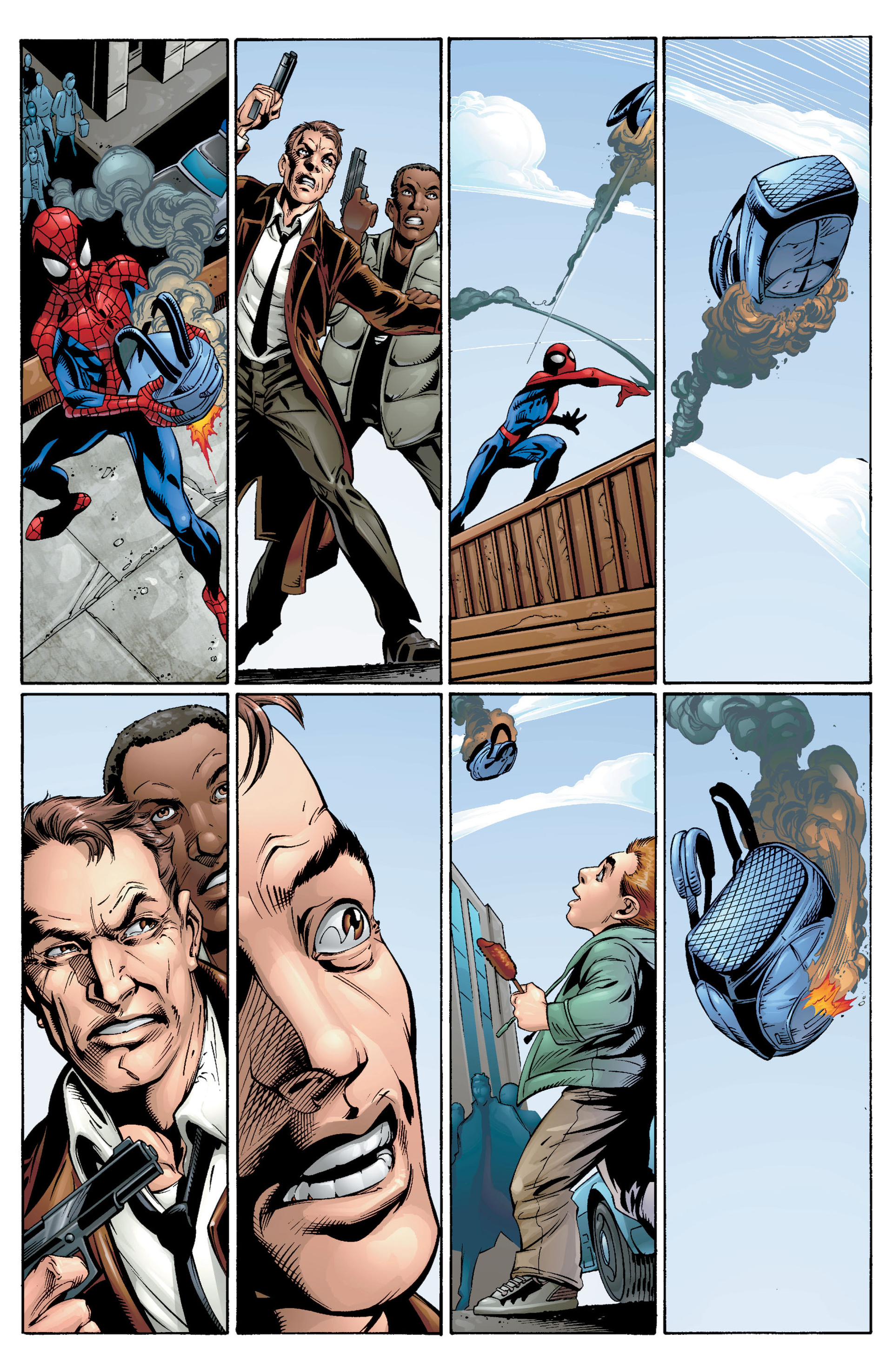 Read online Ultimate Spider-Man (2000) comic -  Issue #31 - 16