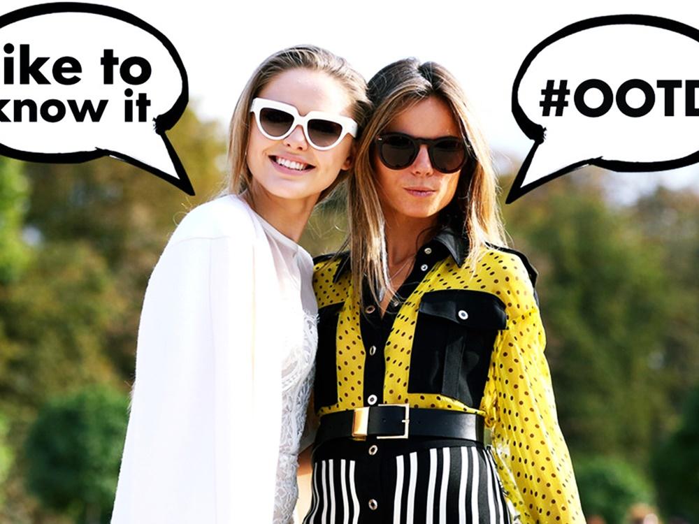 Sprichst Du Fashion? Wir verraten die Modewörter der Stunde!