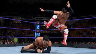 WWE 205 Live 5.22.2018
