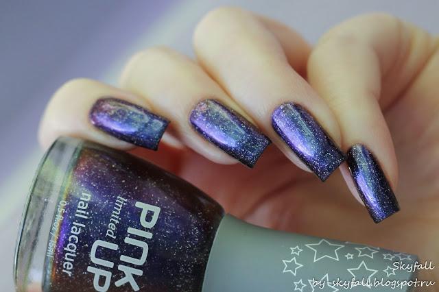 Pink UP Stellar Space 06