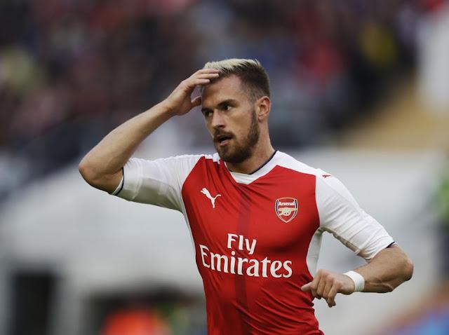 Ramsey Cocok dengan Skema Tiga Bek Arsenal