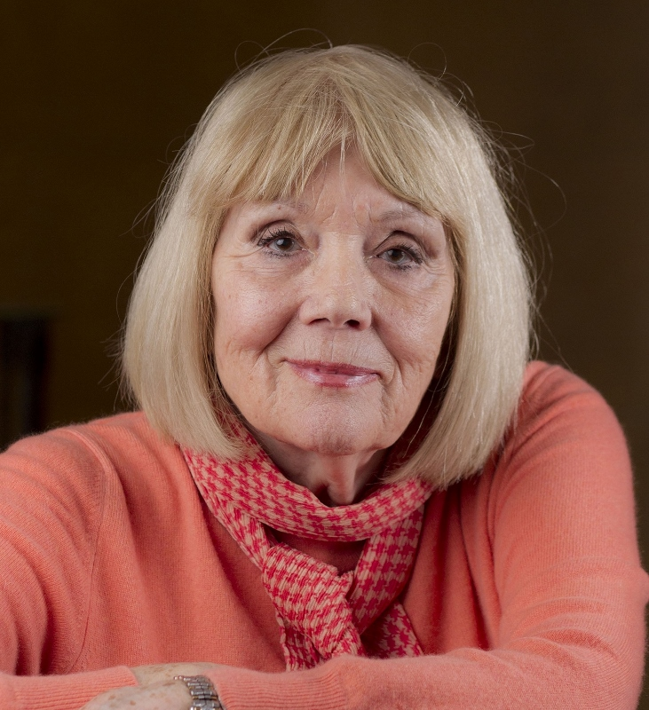 FRIENDS of JUSTICE: Happy Birthday, Dame Diana Rigg!