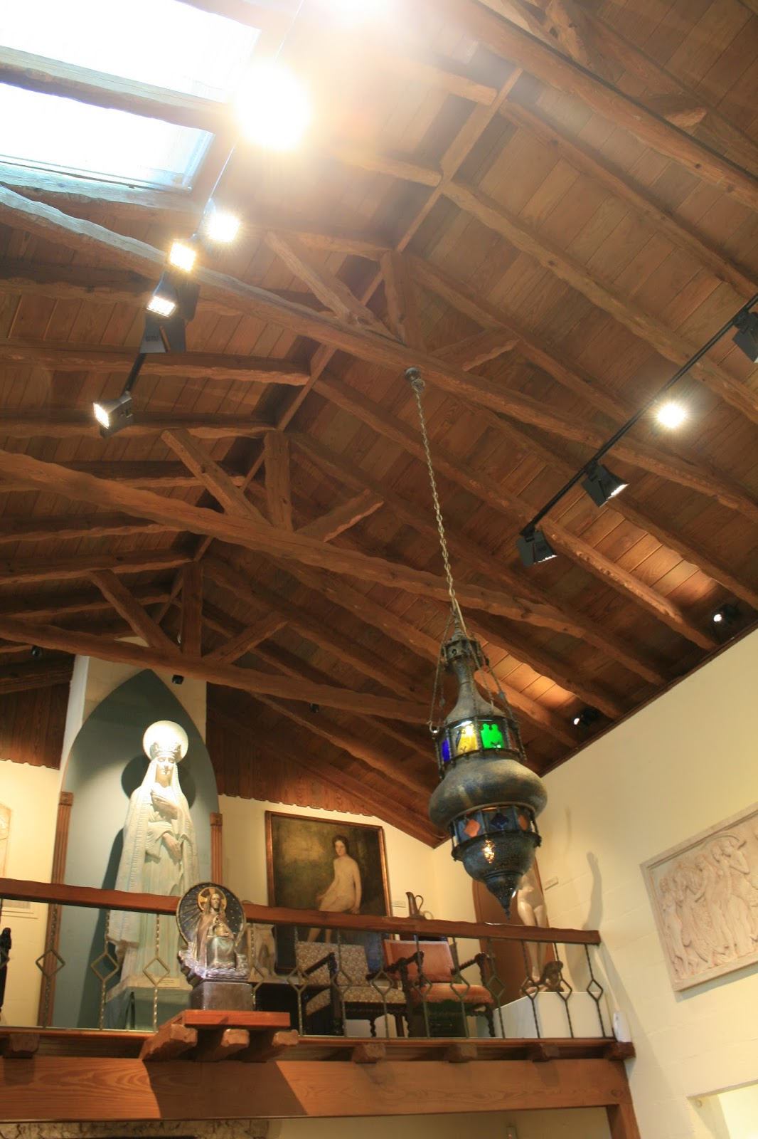 Amy\'s Creative Pursuits: The Albin Polasek Museum and Sculpture Gardens