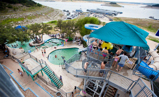 Best Things to Do in Volente Beach Austin Texas Volente Waterpark
