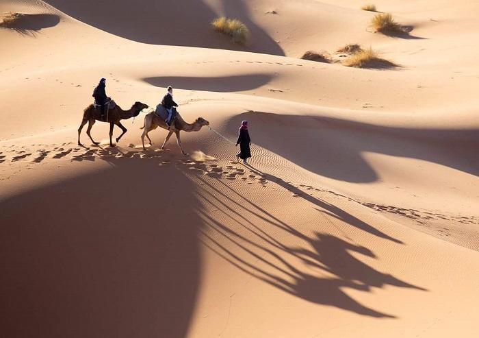 Morocco Desert - A Ghost Music Mystery