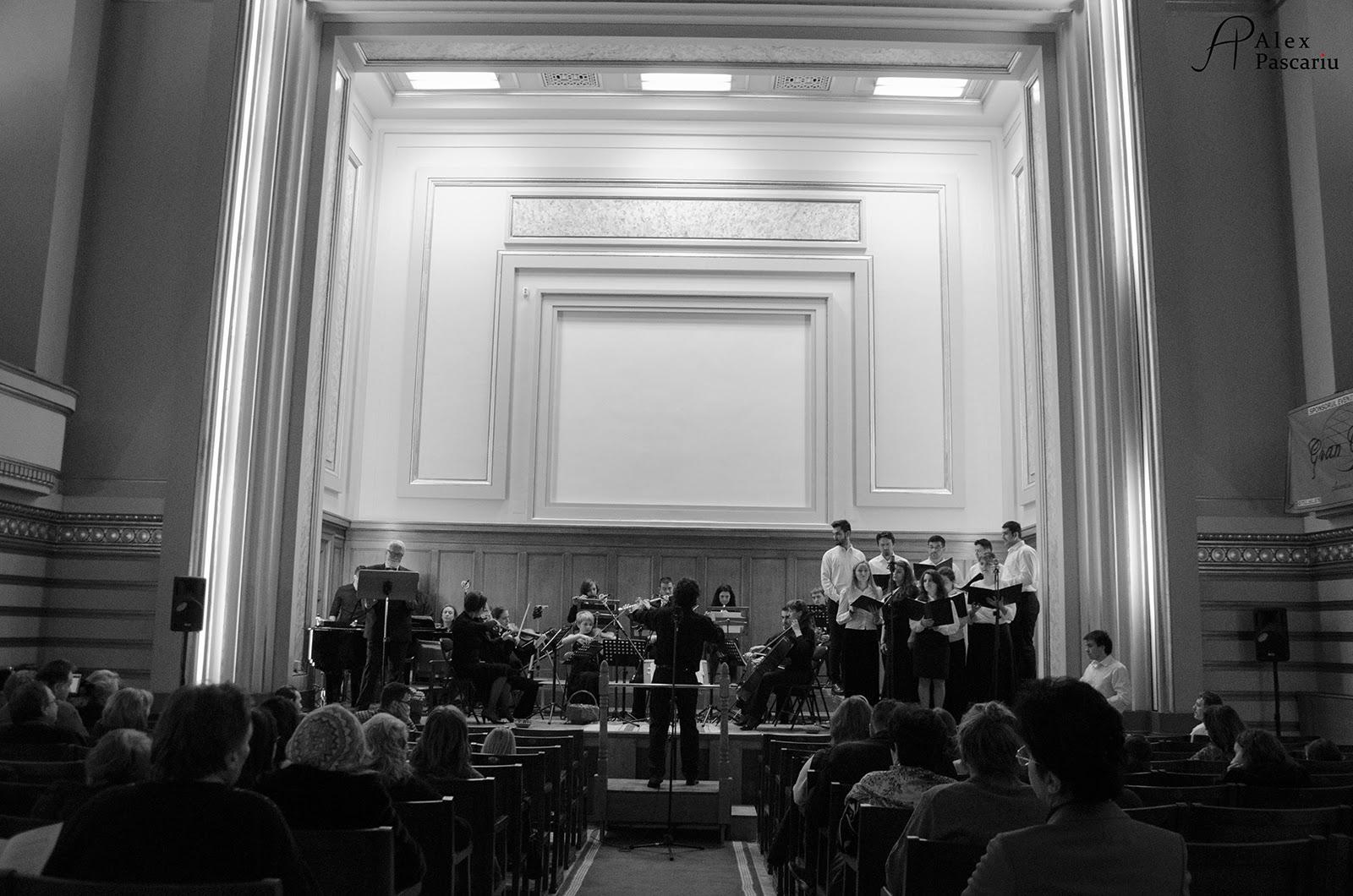 Concert de colinde Armonia Lucis 16