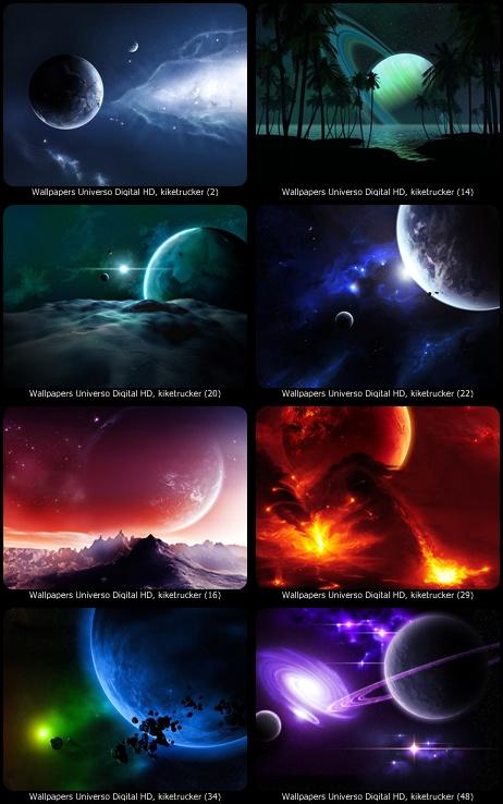 Wallpapers Universo Digital HD