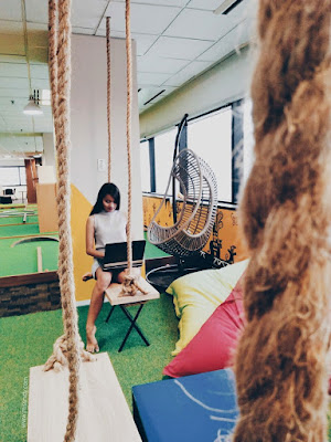 instagramable coworking space jakarta