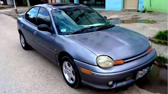 Chrysler Neon Indonesia