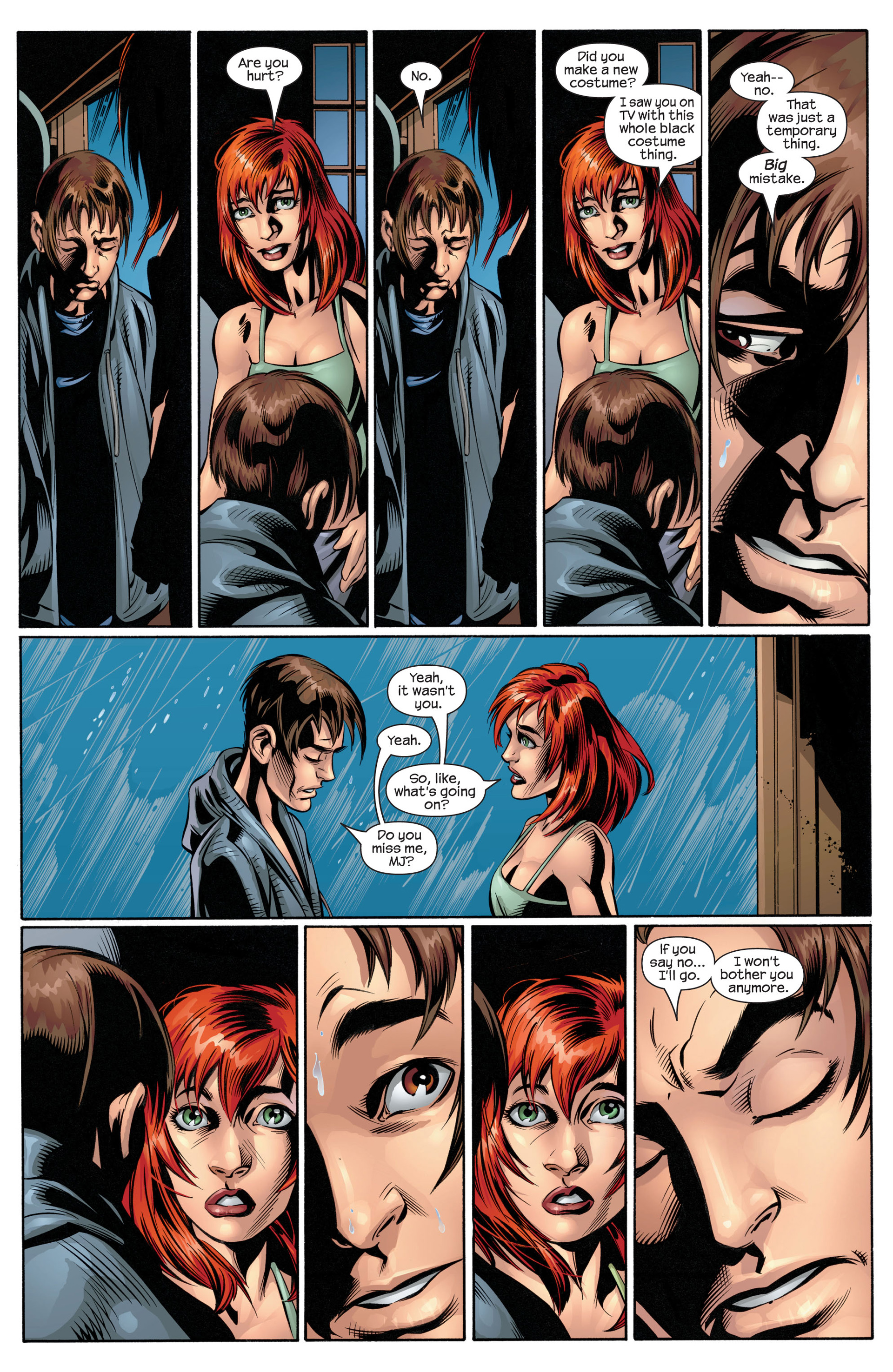 Read online Ultimate Spider-Man (2000) comic -  Issue #37 - 8