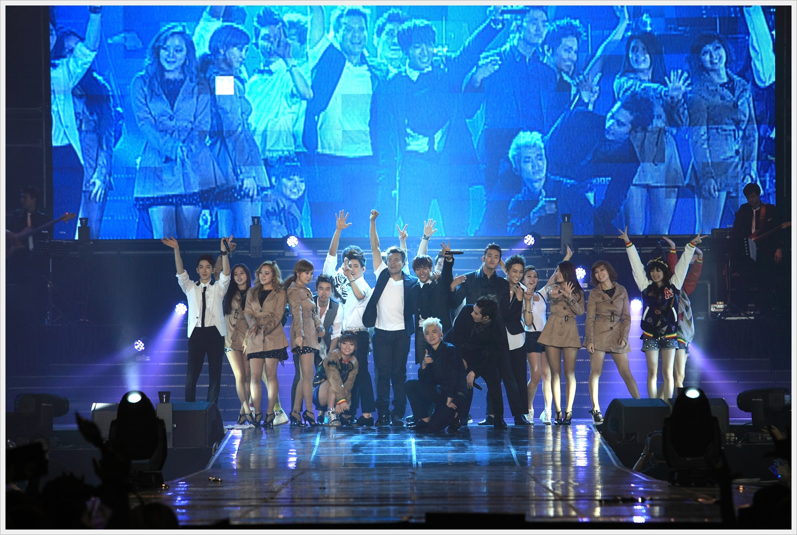 Everything About 2PM: [News] 120804 JYP Nation Concert in ...