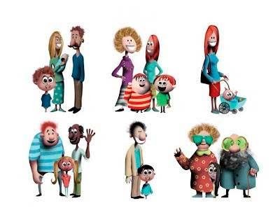 Distintos tipos de familias