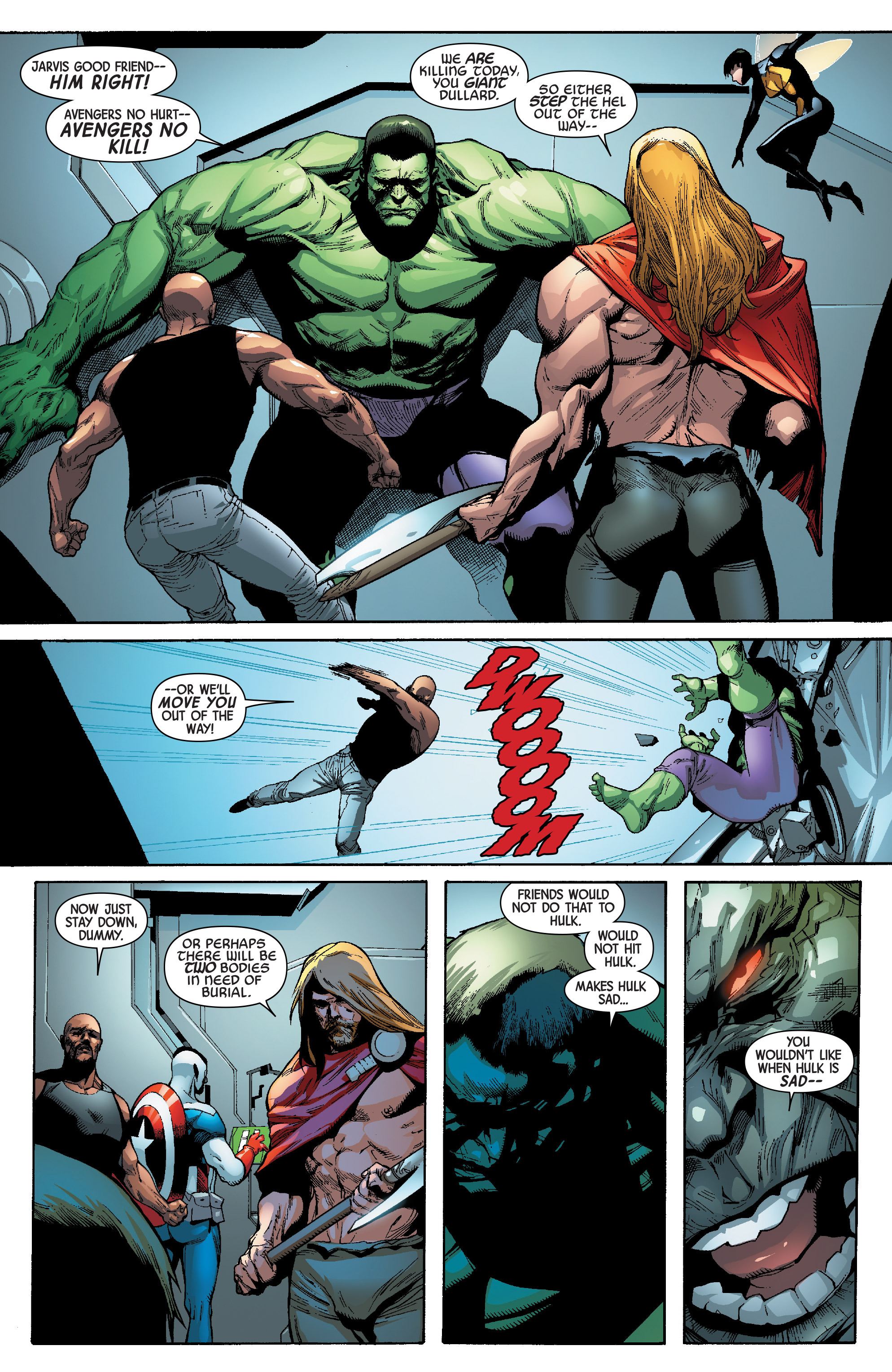 Read online Avengers & X-Men: AXIS comic -  Issue #4 - 22