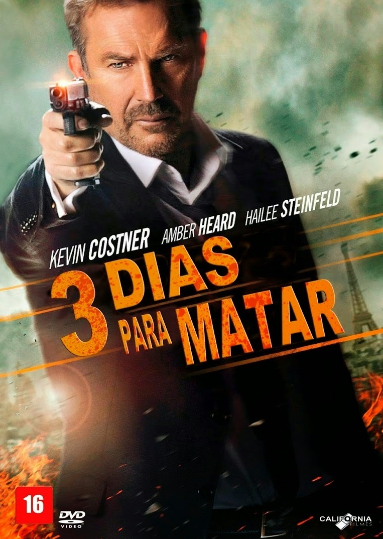 3 Dias para Matar (2014) Bluray 720p Dublado – Torrent Download