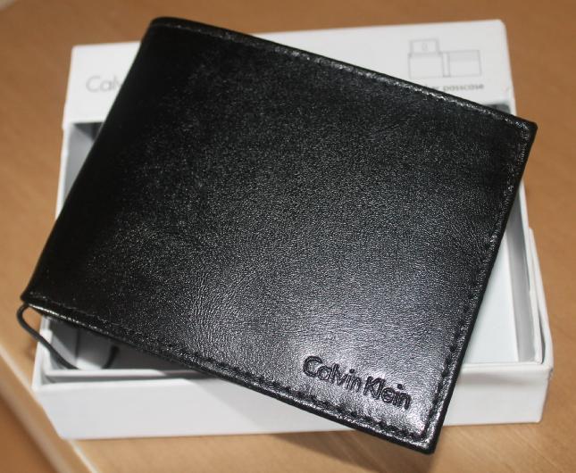 Boutique Malaysia Calvin Klein Mens Bifold Wallet