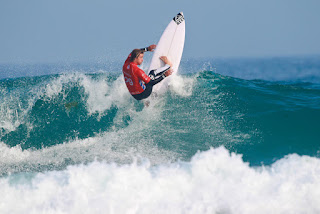12 Evan Geiselman USA Pantin Classic Galicia Pro foto WSL Laurent Masurel
