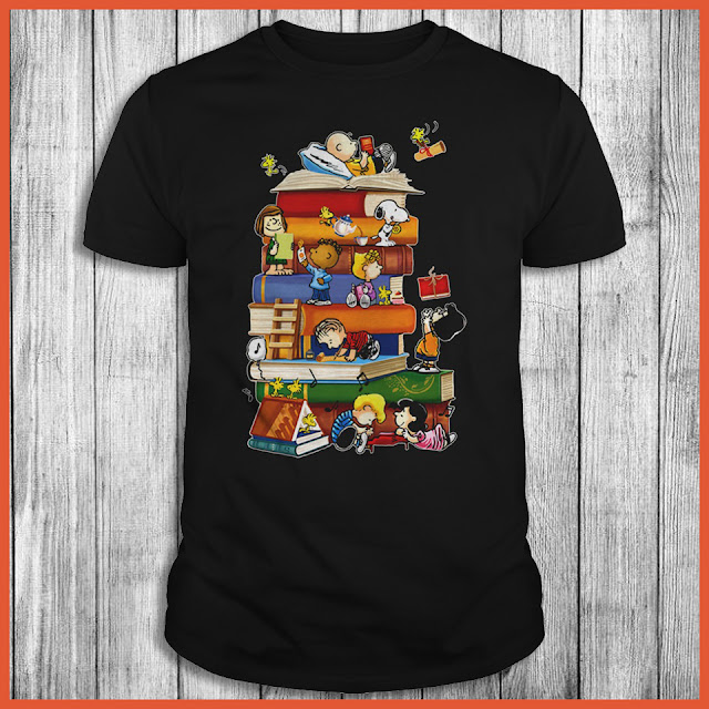 Snoopy and Friends (The Peanuts Movie) T-Shirt