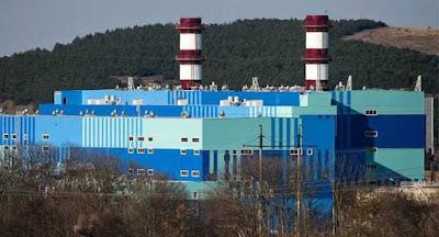 Российские власти запустили в Крыму 2 электростанции