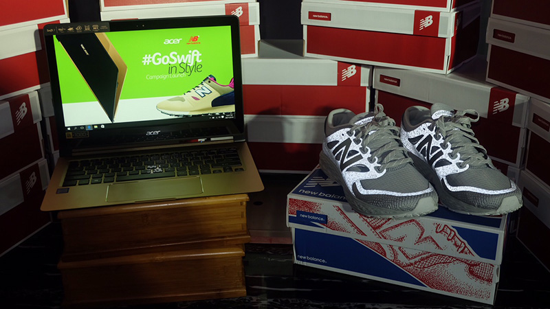 GoSwift and Get a FREE New Balance P5,000 Gift Card with Acer ...