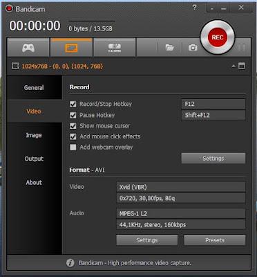 aplikasi perekam layar komputer