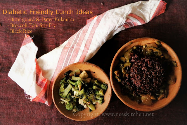 Diabetic Friendly Lunch Ideas