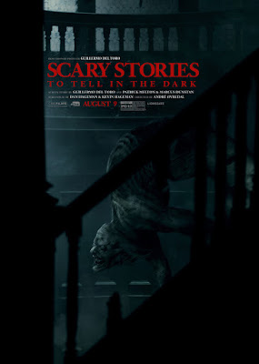 Scary Stories To Tell In The Dark Movie Poster 4