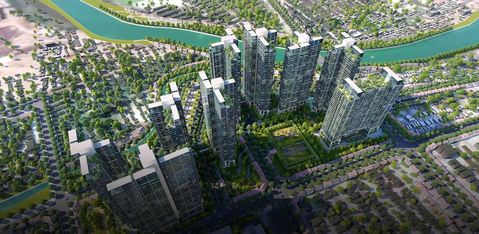 Tổng Quan SunShine City Sài Gòn Quận 7