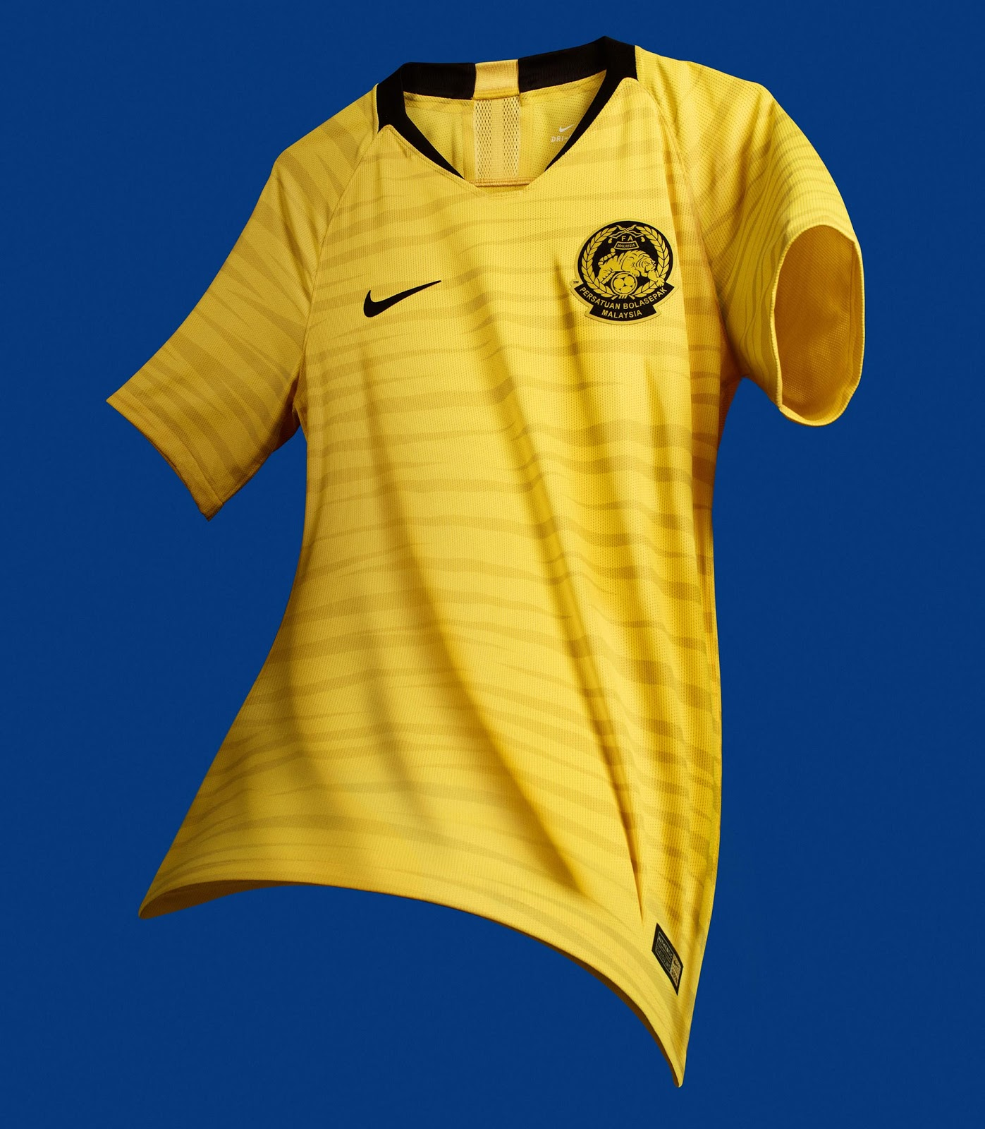 c5919b737d6 Malaysia s football team takes its nickname from the national symbol  the  tiger