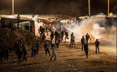 End the Calais jungle before the jungle ends us...