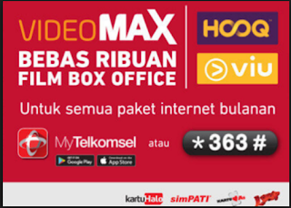 apn videomax telkomsel terbaru