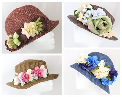 2016 - 3 Coleccion Sombreros 00 flor