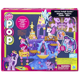 MLP Wave 4 Playset Twilight Sparkle Hasbro POP Pony
