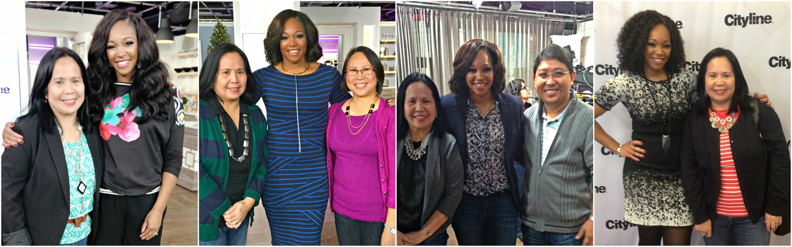 My Hobby of Attending TV Show Tapings | FEBETH ( Diary of a