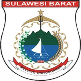 gambar logo provinsi sulawesi Barat pada daftar kabupaten di provinsi sulawesi Barat