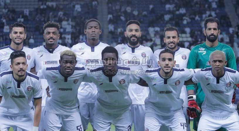 نادي العدالة يفرض التعادل الاجابي على فريق أبها في الدوري السعودي