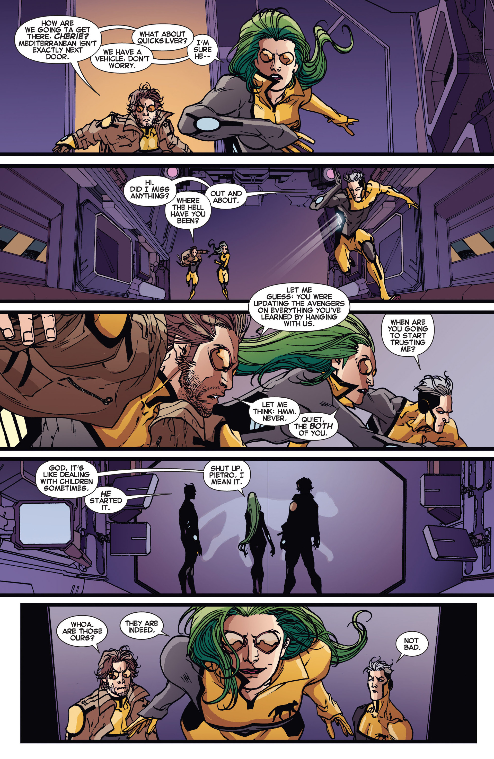 Read online All-New X-Factor comic -  Issue #3 - 13