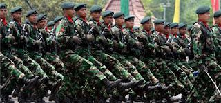 TNI Melakukan Mutasi 7 Perwira Tinggi