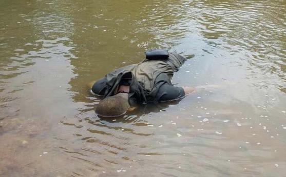 Misteri Mayat lelaki warga Malaysia ditemui terapung di Sungai Golok