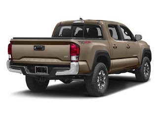 Toyota TRD Pro Safety and Convenience