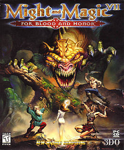 Might and Magic 7 For Blood and Honor Download