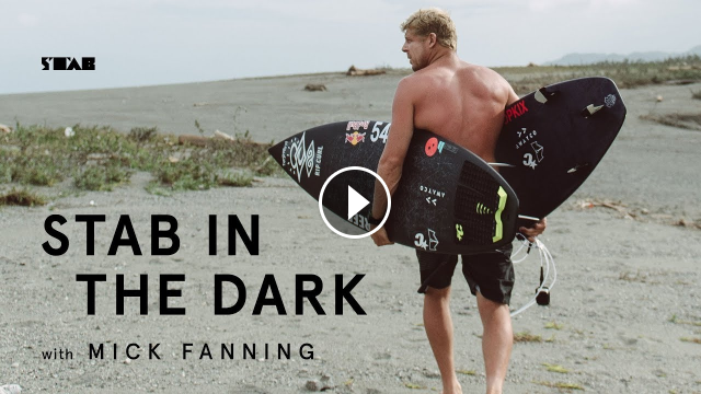 Mick Fanning s Search For The Premier Epoxy Surfboard Stab In The Dark