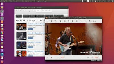 SMPlayer Ubuntu Linux Mint Elementary OS