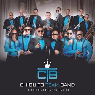 Chiquito Team Band – Mi Amor Es Pobre