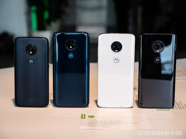 Moto G7 Series Launched in Brazil: Price, Specifications