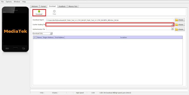 Firmware icherry C252 MT-6580 Lengkap List Preloader
