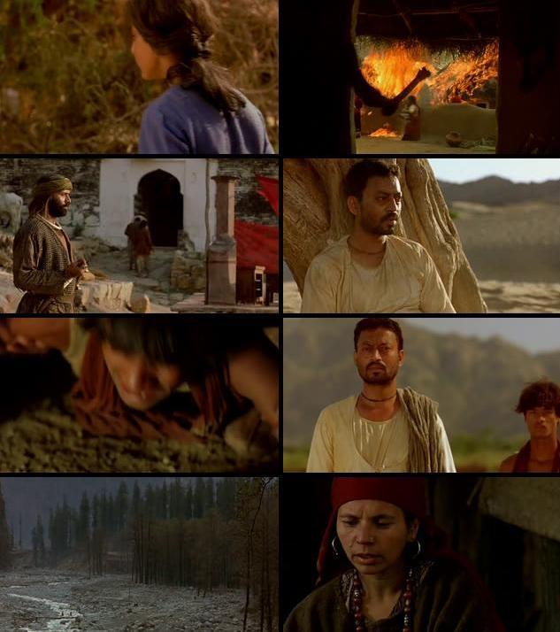 The Warrior 2007 Hindi 480p DVDRip