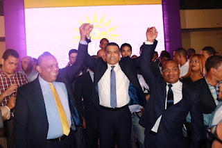 Luis Alberto Tejeda agradece a Dios triunfo en encuesta SIGMA DOS para competir alcaldia SDE
